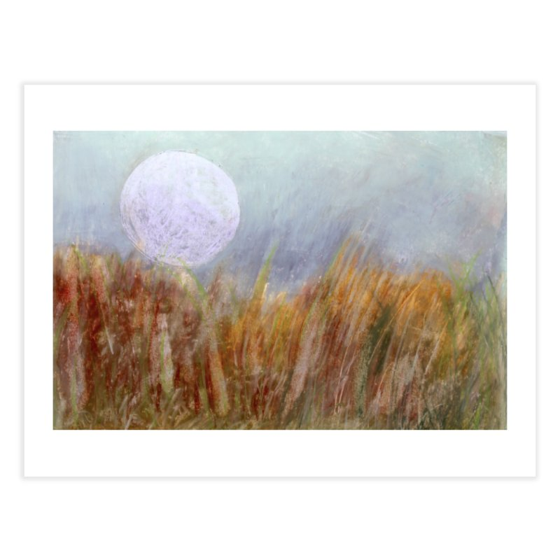 Silence Home Fine Art Print by Art by Roger Hutchison