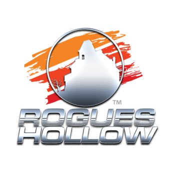 Rogues Hollow's Artist Shop Logo