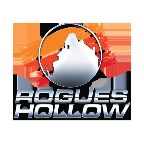 Rogues Hollow's Artist Shop Logo