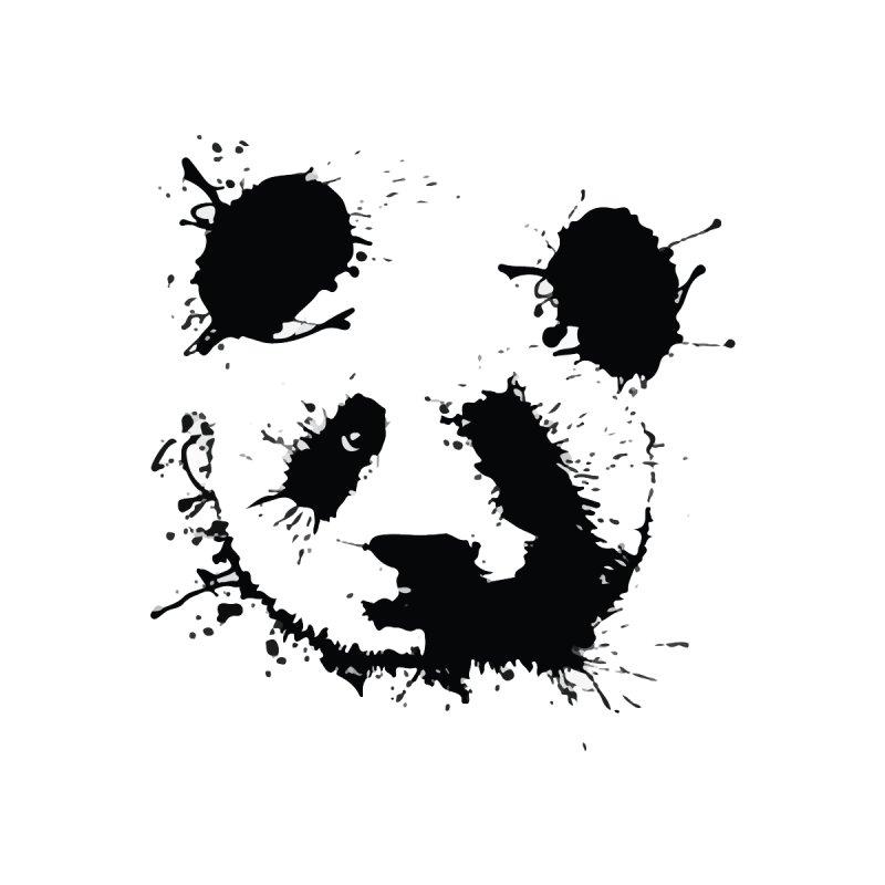 Splash Panda   by RojoSalgado's Artist Shop