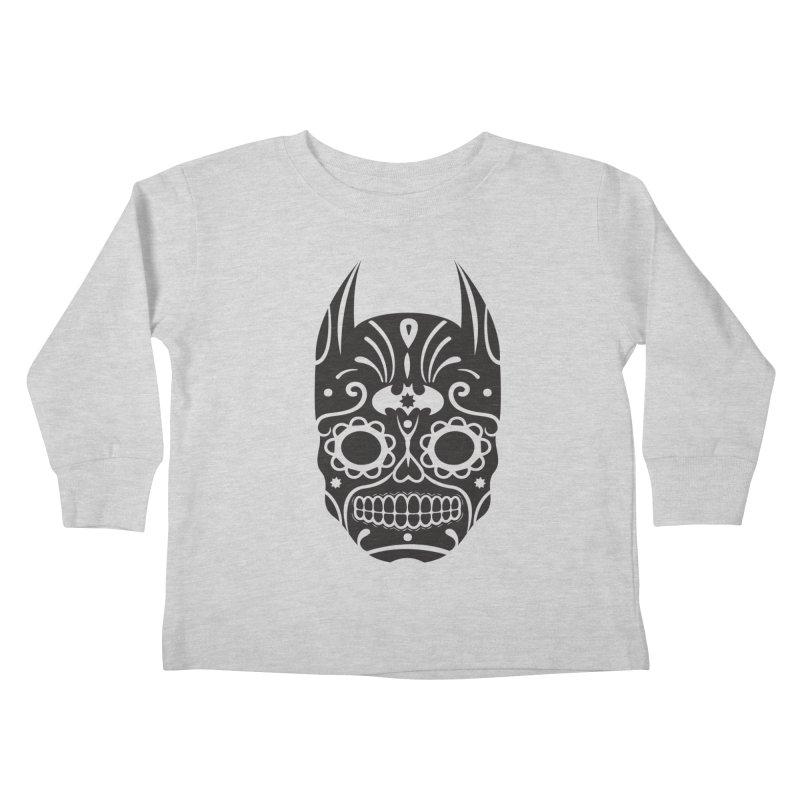 BatiKatrina Kids Toddler Longsleeve T-Shirt by RojoSalgado's Artist Shop
