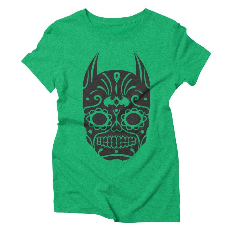 BatiKatrina Women's Triblend T-shirt by RojoSalgado's Artist Shop