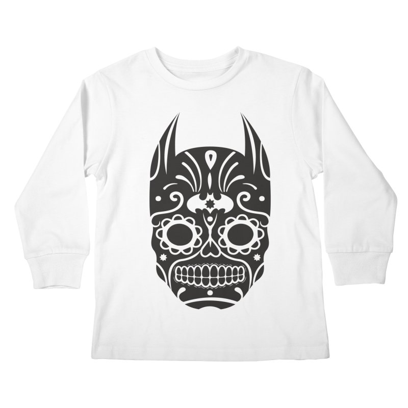 BatiKatrina Kids Longsleeve T-Shirt by RojoSalgado's Artist Shop