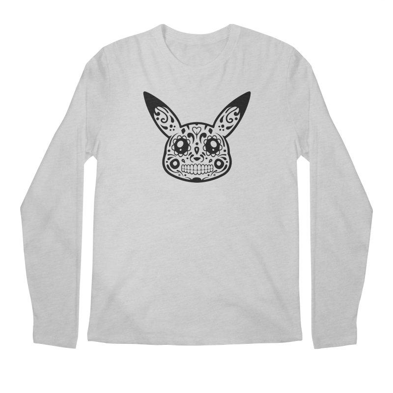 Pikatrina Men's Longsleeve T-Shirt by RojoSalgado's Artist Shop