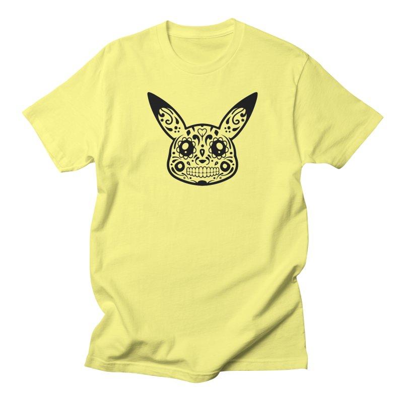 Pikatrina Women's Unisex T-Shirt by RojoSalgado's Artist Shop