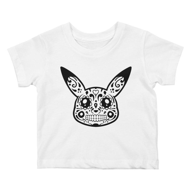 Pikatrina Kids Baby T-Shirt by RojoSalgado's Artist Shop