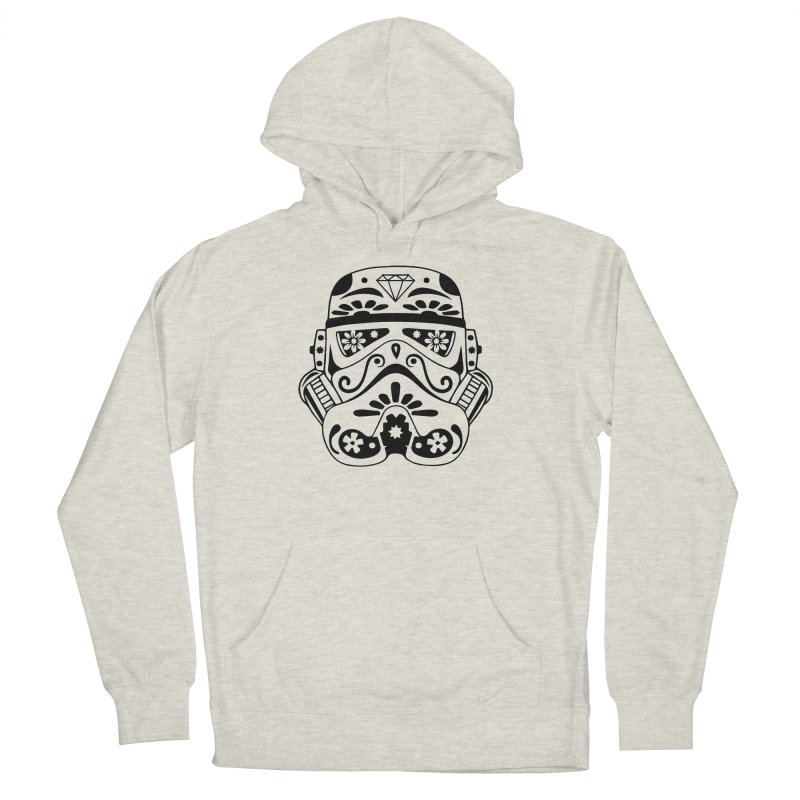 Trooper Women's Pullover Hoody by RojoSalgado's Artist Shop