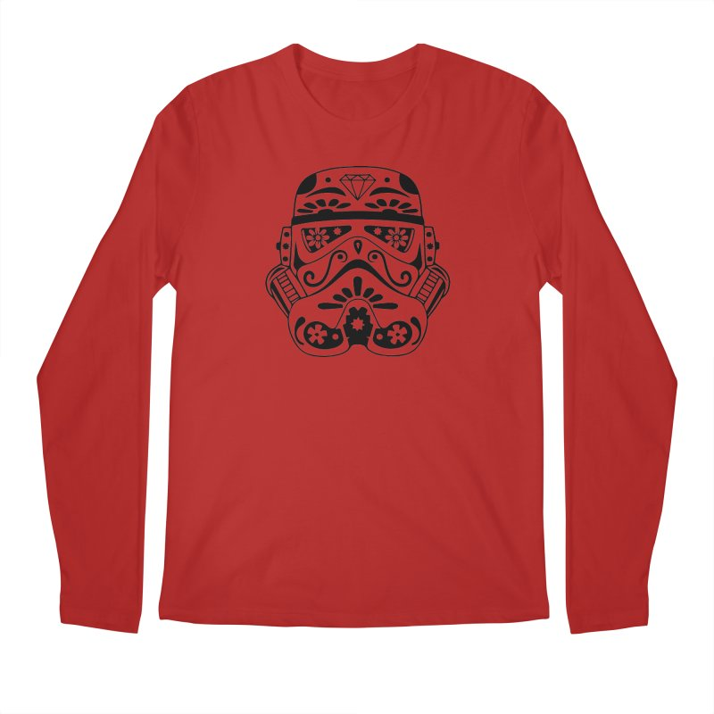 Trooper Men's Longsleeve T-Shirt by RojoSalgado's Artist Shop