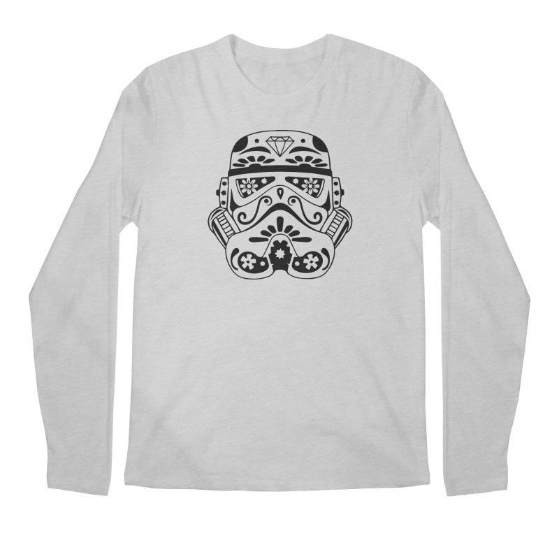 Trooper Men's Longsleeve T-Shirt by RojoSalgado's Artist Shop