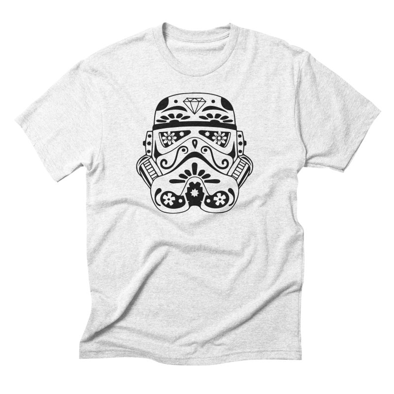 Trooper Men's Triblend T-shirt by RojoSalgado's Artist Shop