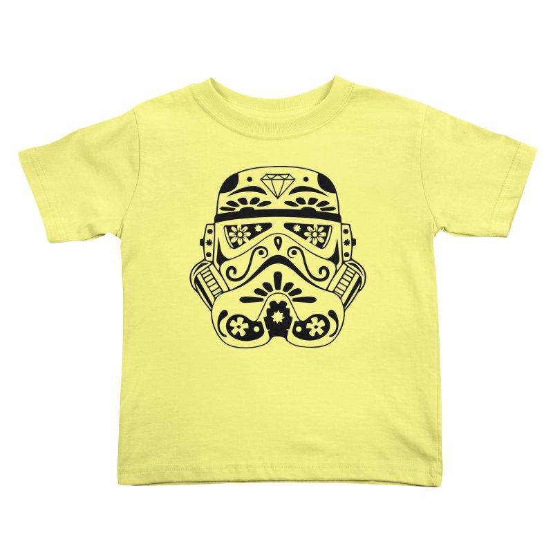 Trooper Kids Toddler T-Shirt by RojoSalgado's Artist Shop