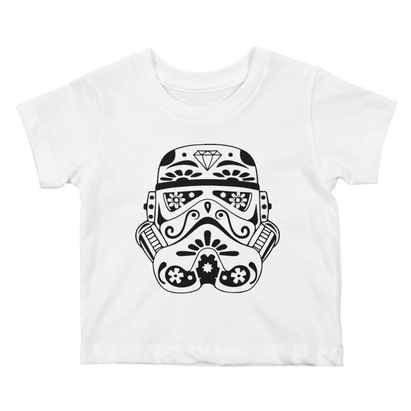 Trooper Kids Baby T-Shirt by RojoSalgado's Artist Shop