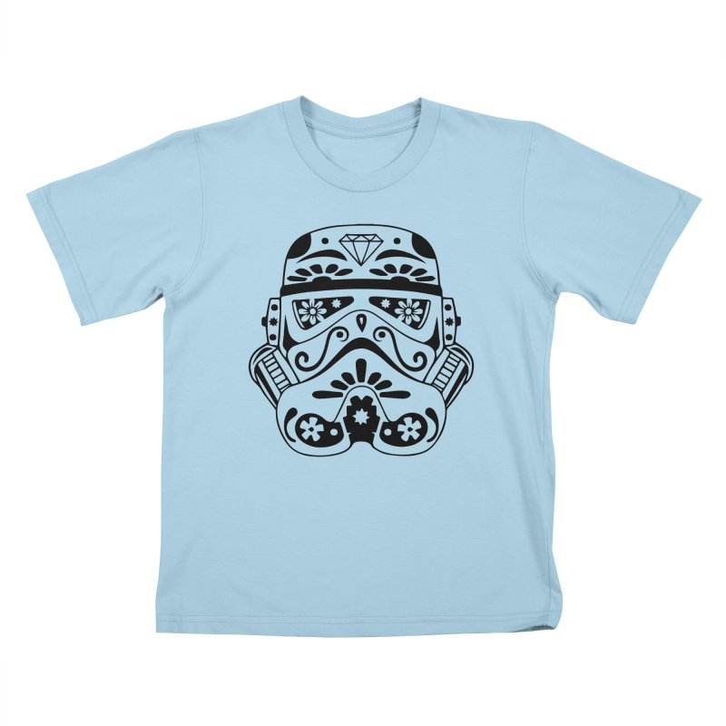 Trooper Kids T-Shirt by RojoSalgado's Artist Shop