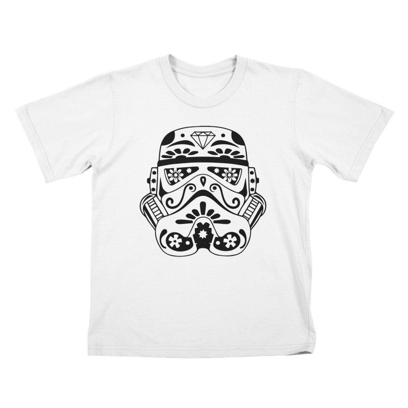 Trooper Kids T-shirt by RojoSalgado's Artist Shop