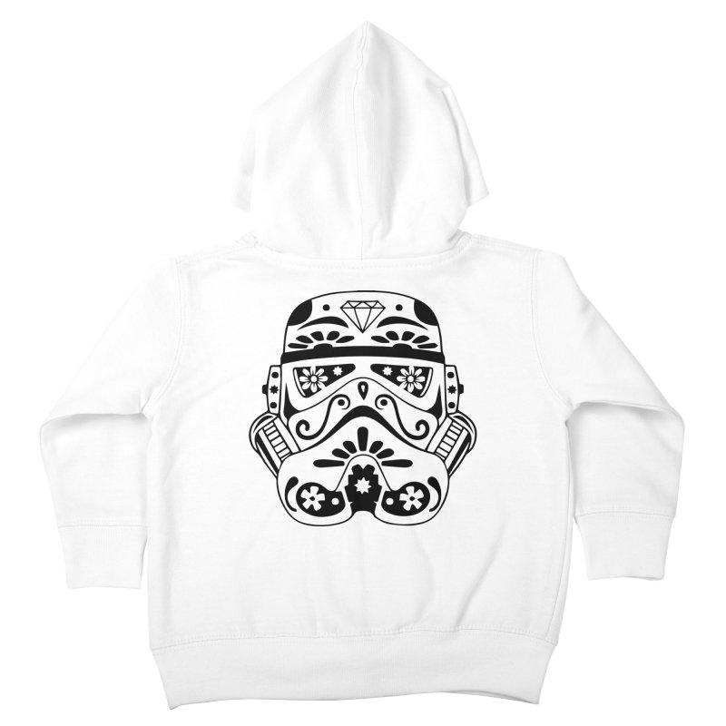 Trooper Kids Toddler Zip-Up Hoody by RojoSalgado's Artist Shop
