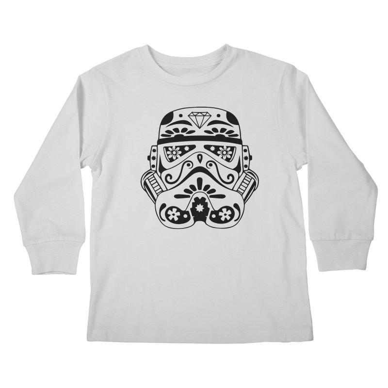 Trooper Kids Longsleeve T-Shirt by RojoSalgado's Artist Shop