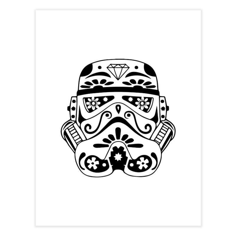 Trooper Home Fine Art Print by RojoSalgado's Artist Shop