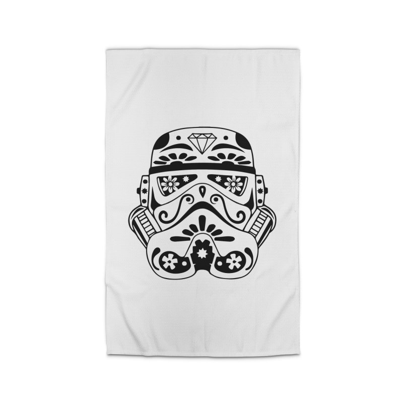 Trooper Home Rug by RojoSalgado's Artist Shop