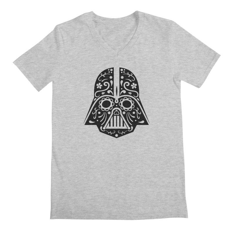 Catrina Vader Men's V-Neck by RojoSalgado's Artist Shop