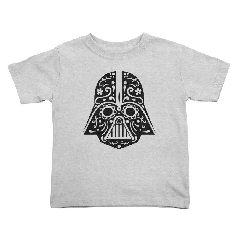 Catrina Vader Kids Toddler T-Shirt by RojoSalgado's Artist Shop