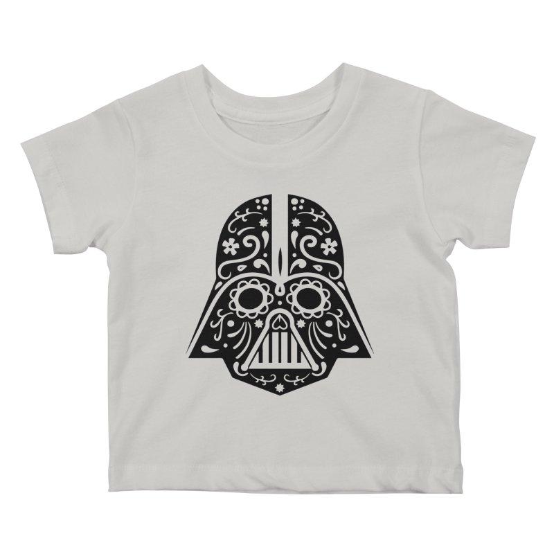 Catrina Vader Kids Baby T-Shirt by RojoSalgado's Artist Shop