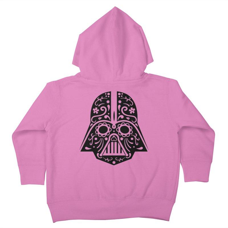 Catrina Vader Kids Toddler Zip-Up Hoody by RojoSalgado's Artist Shop