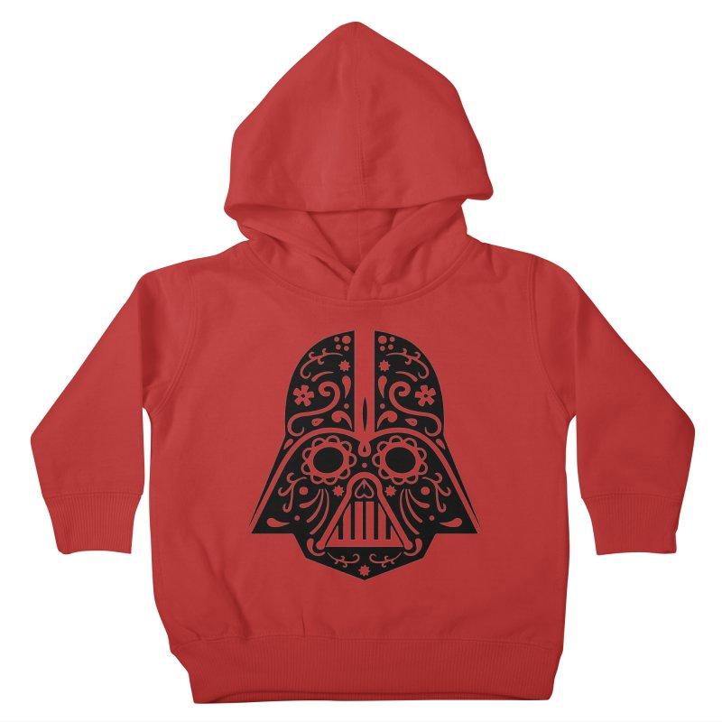 Catrina Vader Kids Toddler Pullover Hoody by RojoSalgado's Artist Shop
