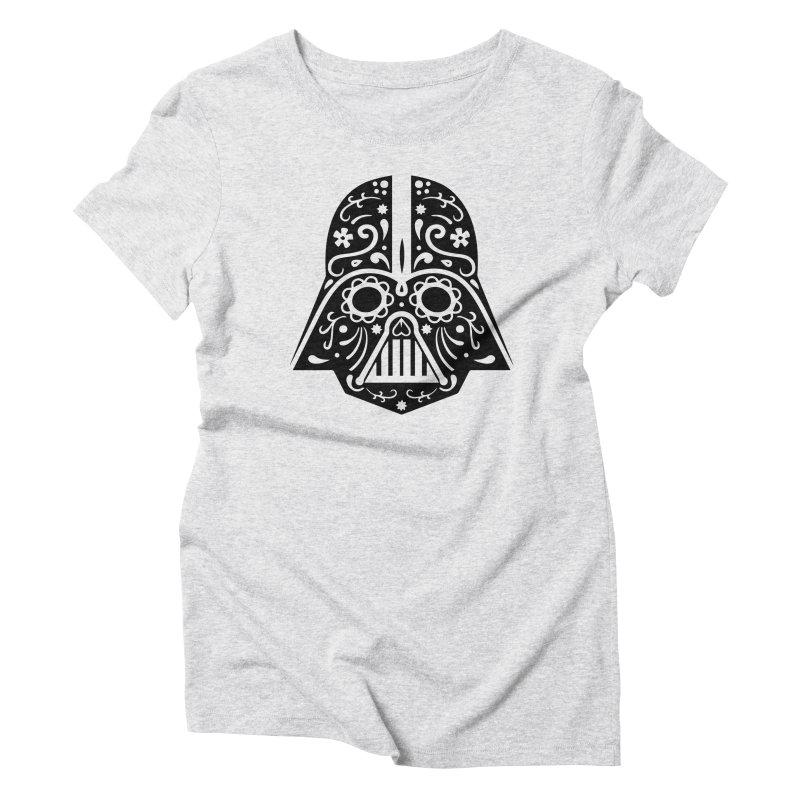 Catrina Vader Women's Triblend T-Shirt by RojoSalgado's Artist Shop