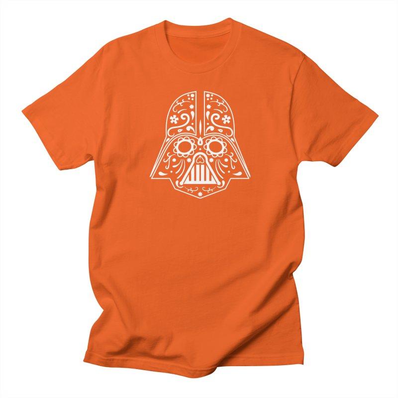 Catrina Vader White Women's Unisex T-Shirt by RojoSalgado's Artist Shop