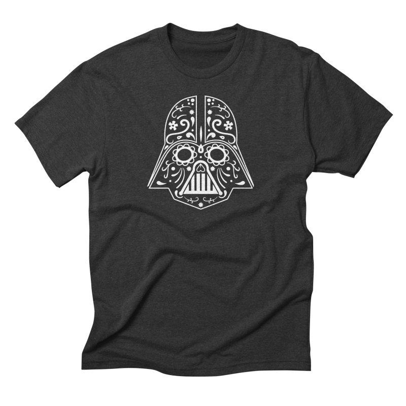 Catrina Vader White Men's Triblend T-Shirt by RojoSalgado's Artist Shop