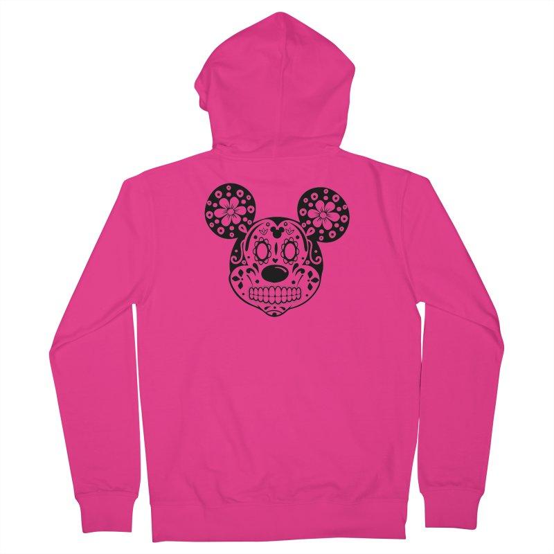 Mikatrina Mouse Men's Zip-Up Hoody by RojoSalgado's Artist Shop