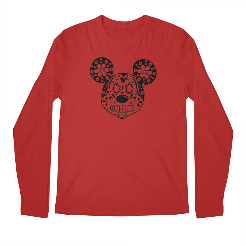 Mikatrina Mouse Men's Longsleeve T-Shirt by RojoSalgado's Artist Shop