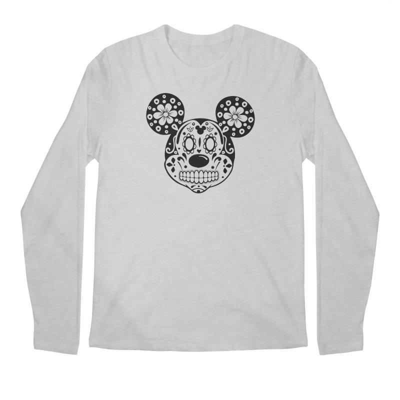Mikatrina Mouse Men's Longsleeve T-Shirt by RojoSalgado's Artist Shop