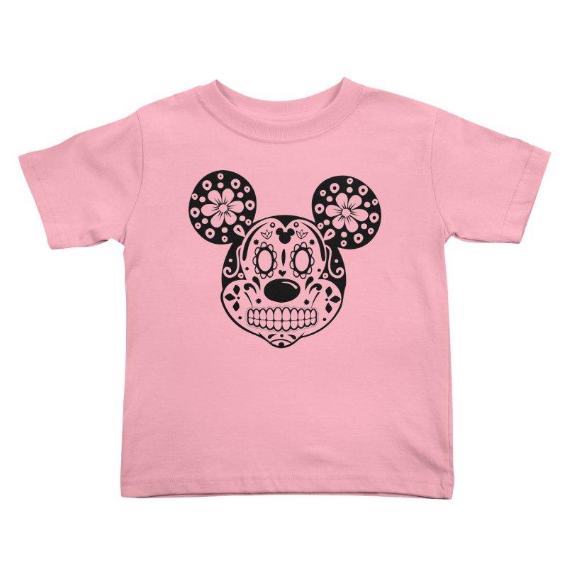 Mikatrina Mouse Kids Toddler T-Shirt by RojoSalgado's Artist Shop