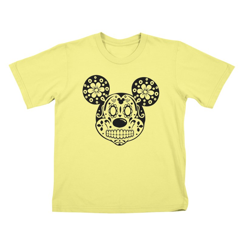 Mikatrina Mouse Kids T-shirt by RojoSalgado's Artist Shop