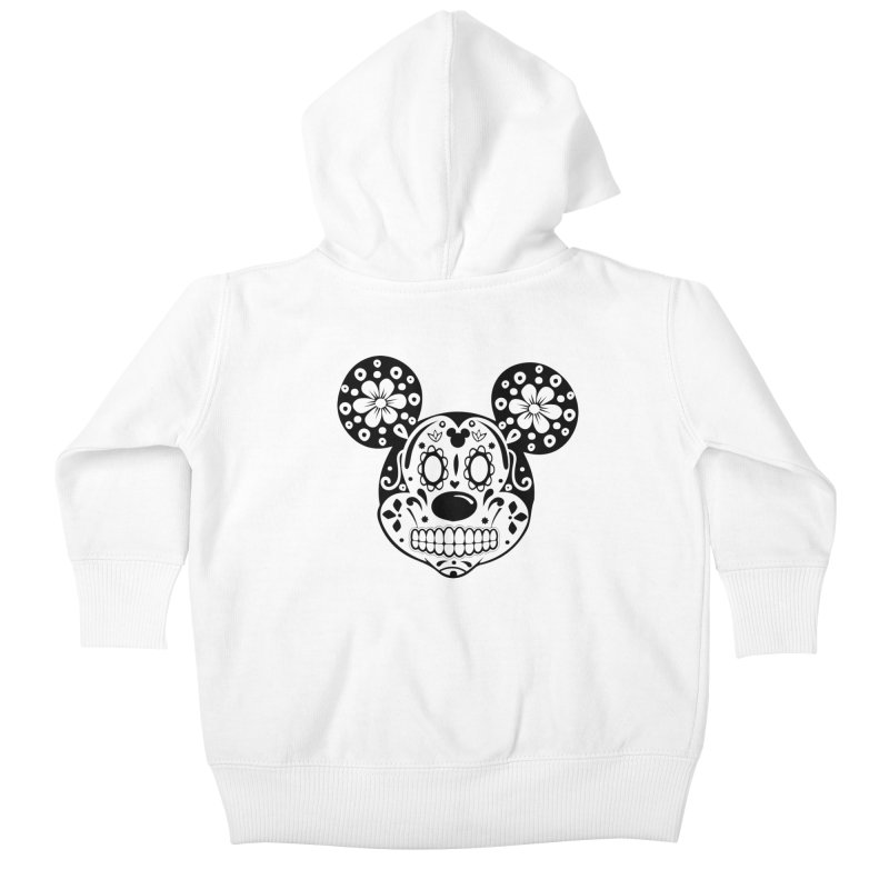 Mikatrina Mouse Kids Baby Zip-Up Hoody by RojoSalgado's Artist Shop
