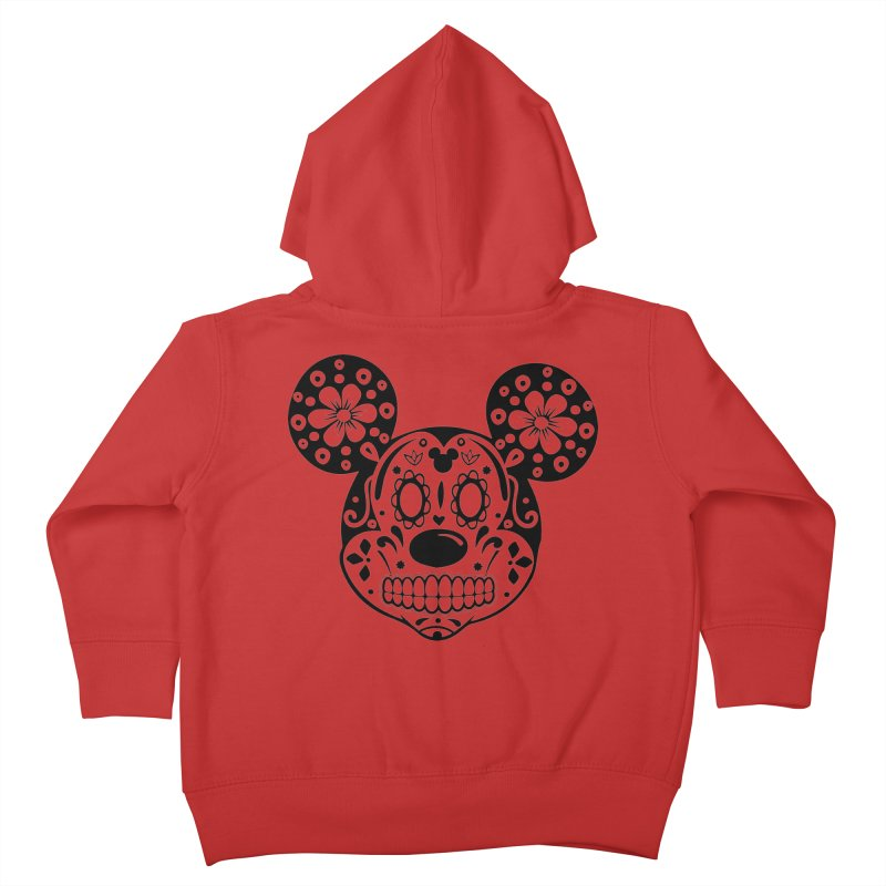 Mikatrina Mouse Kids Toddler Zip-Up Hoody by RojoSalgado's Artist Shop