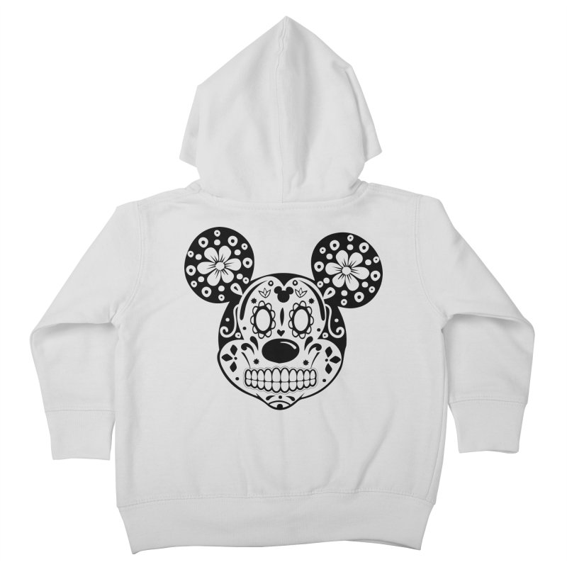 Mikatrina Mouse Kids Toddler Zip-Up Hoody by RojoSalgado's Artist Shop