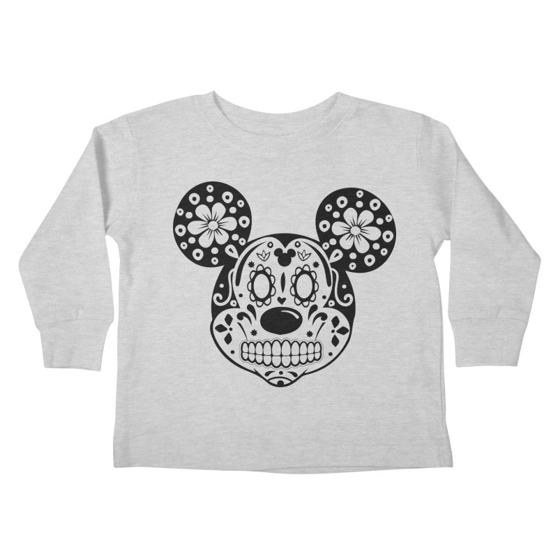 Mikatrina Mouse Kids Toddler Longsleeve T-Shirt by RojoSalgado's Artist Shop