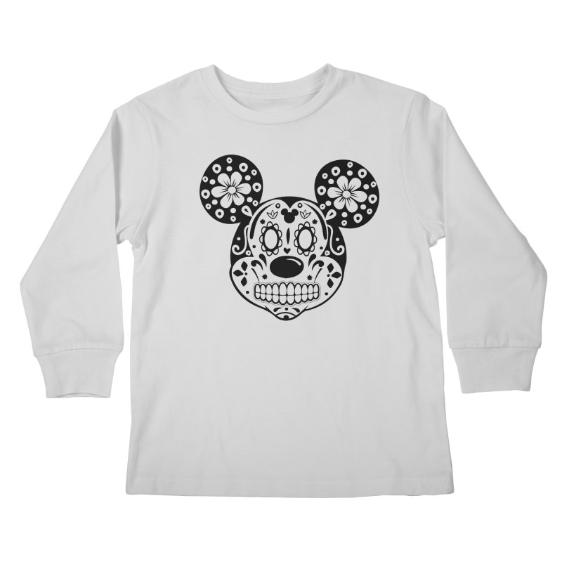 Mikatrina Mouse Kids Longsleeve T-Shirt by RojoSalgado's Artist Shop