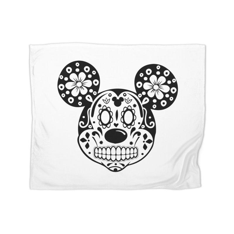 Mikatrina Mouse Home Blanket by RojoSalgado's Artist Shop