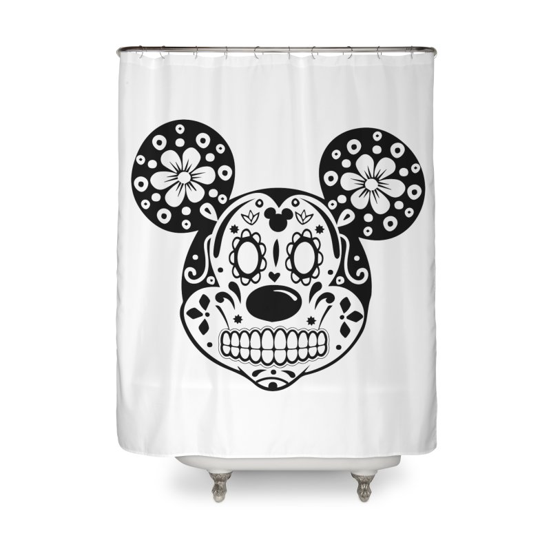 Mikatrina Mouse Home Shower Curtain by RojoSalgado's Artist Shop