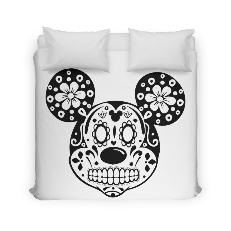 Mikatrina Mouse Home Duvet by RojoSalgado's Artist Shop