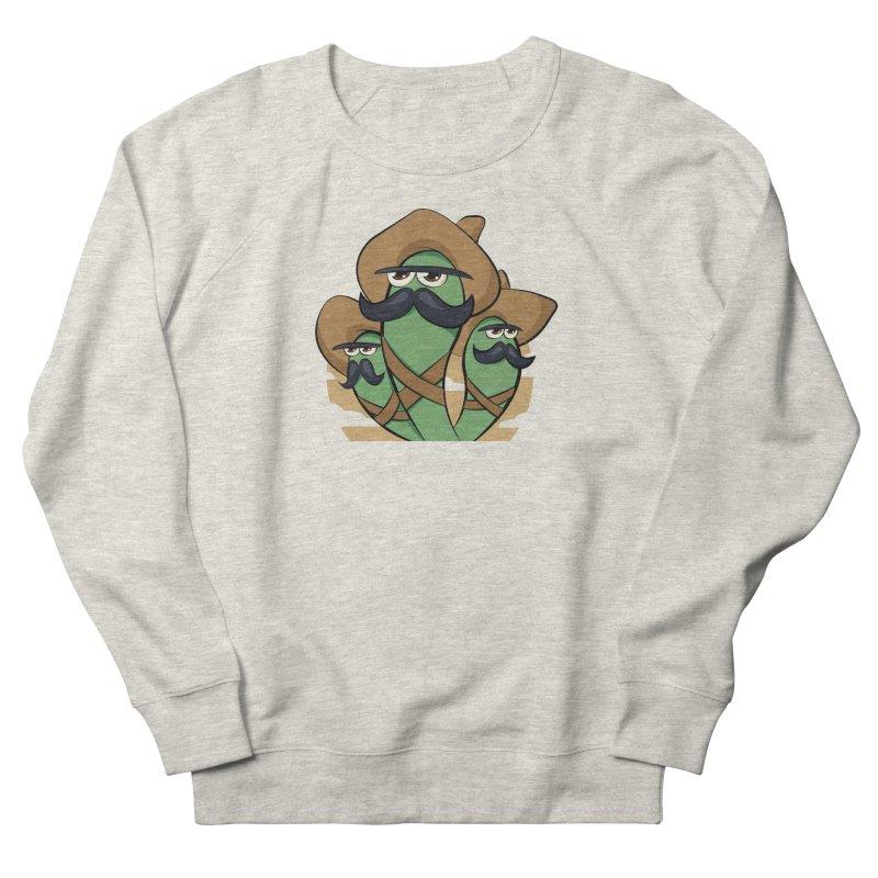 Chiles Revolucionarios Women's Sweatshirt by RojoSalgado's Artist Shop