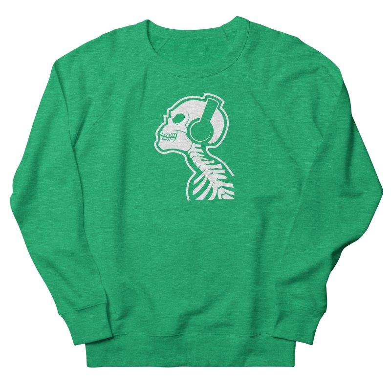 Music To The Bones Women's Sweatshirt by RojoSalgado's Artist Shop