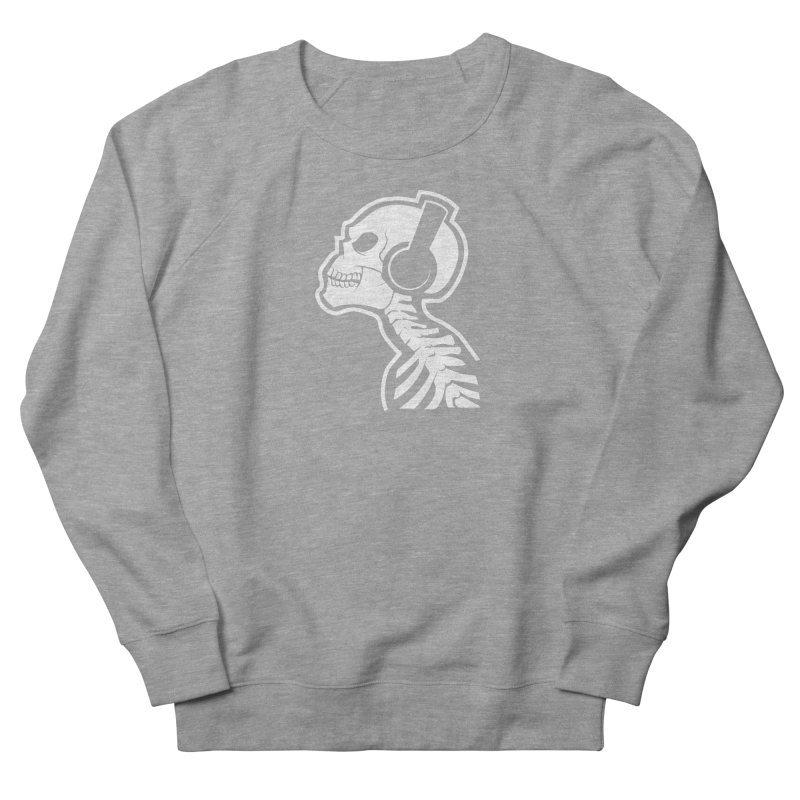 Music To The Bones Men's Sweatshirt by RojoSalgado's Artist Shop