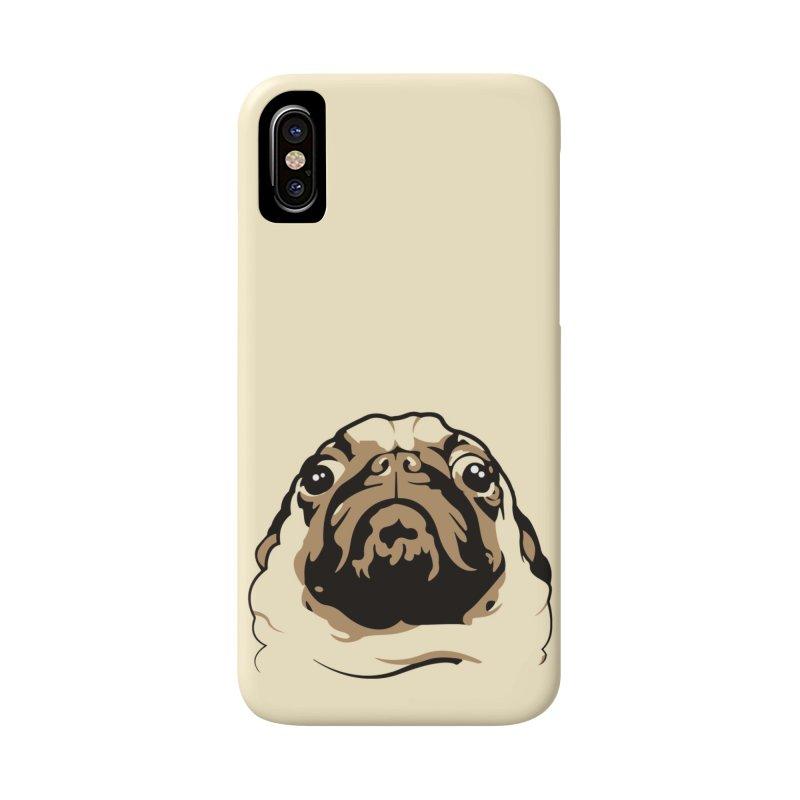 Pug My Life Accessories Phone Case by RojoSalgado's Artist Shop