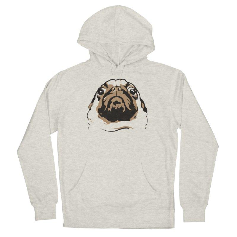Pug My Life Men's Pullover Hoody by RojoSalgado's Artist Shop