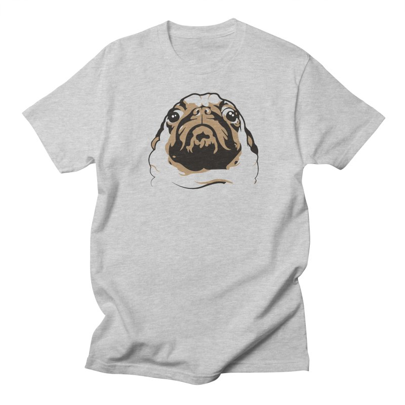 Pug My Life Men's T-shirt by RojoSalgado's Artist Shop