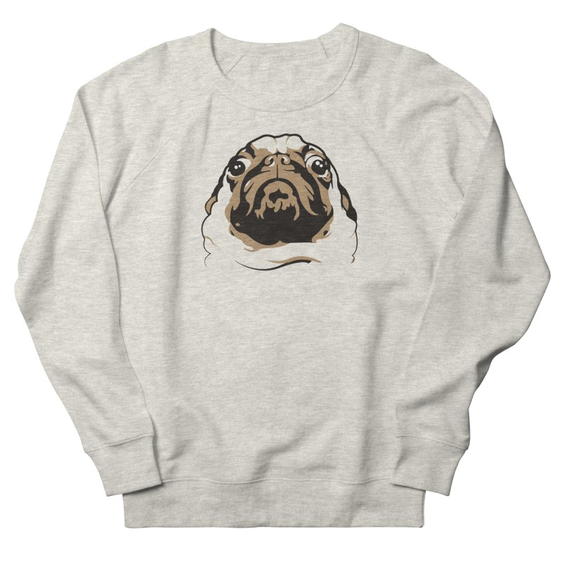 Pug My Life Women's Sweatshirt by RojoSalgado's Artist Shop